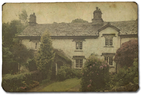 Rydal Mount Cottages